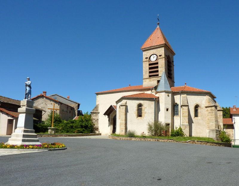 église de Mayres