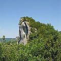 La via ferrata de la guinguette et château narteau