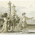 Domenico tiepolos lead old master drawing sale at sotheby's new york on 29 january