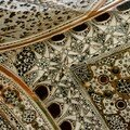 Amber Palace, detail of the ceiling