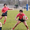 2011-2012, cadets x Sarlat, 3 février