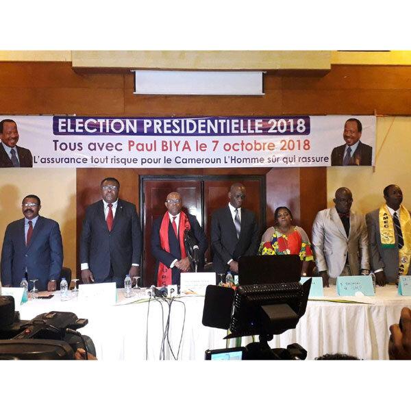 Vous avez dit signataires des motions de soutien ventriculaire au Cameroun ?