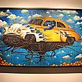 Chicano dream (art chicano) au musée d'aquitaine de bordeaux… !