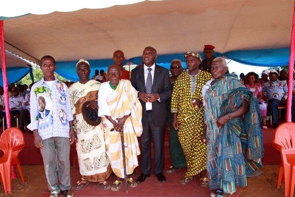 """Laurent Gbagbo aux Ivoiriens : ''N'écoutez pas ceux qui veulent faire croire qu'ils ont des relations """""""