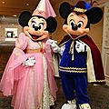 Mickey mouse & minnie mouse - fairytale