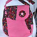 Un sac très girly !!!!