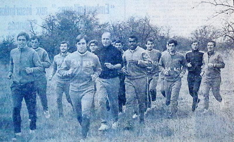 1968 11 05 Equipe de France ER R