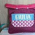 sac serviette Giulia 1
