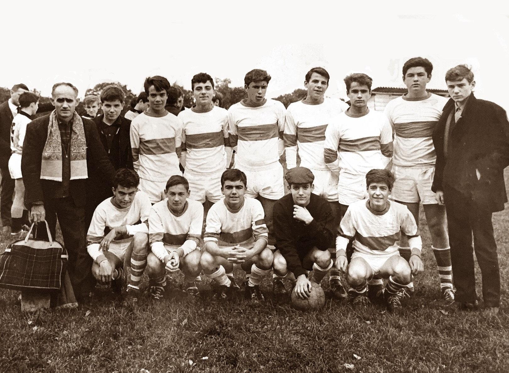 SAB cadets 1965/66