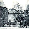 AVESNOIS-Le Château de Coutant