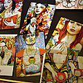Les cartes postales de Léo-Vinh