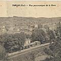 Vue panoramique de la Gare