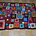 plaid babett blanket