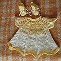 003- 25 - ensemble brassière papillon