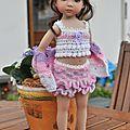 Beverly - poupée Little Darling de Dianna Effner