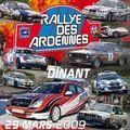 26 Rallye des Ardennes 2009