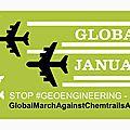 Marche mondiale contre les chemtrails, la géoingénierie et pour un ciel pur ! à ploërmel le 25 janvier 2014