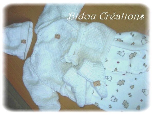 tenue bébé 1