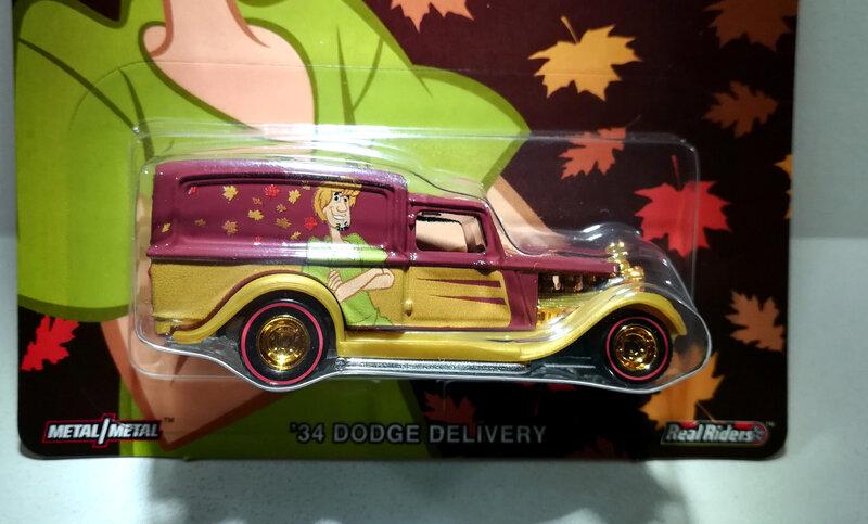 Dodge Delivery de 1934 (Hotwheels) 02