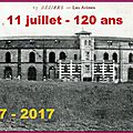 1897-2017 LES ARÈNES DE BÉZIERS ONT 120 ANS