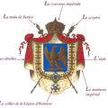 Les symboles du premier empire