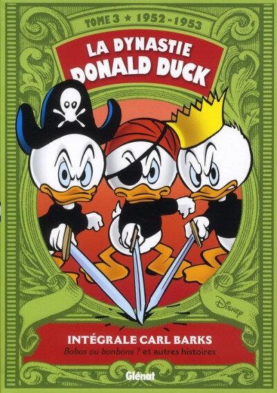 glénat la dynastie donald duck 03