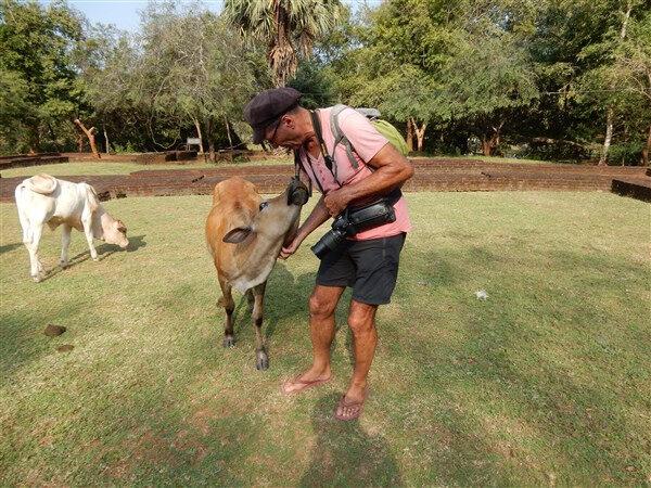 Polonnaruwa, rencontre
