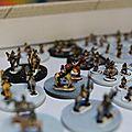 Commande : death korp of krieg, premières avancées