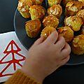 Moelleux aux amandes et à l'orange