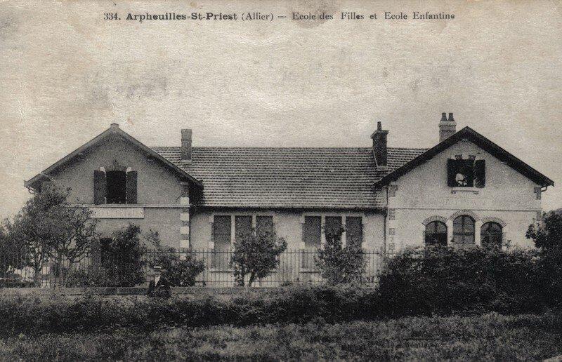 Arpheuilles St Priest