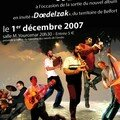 Concert-bal du 1 décembre