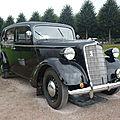 Opel super six 2.0 liter pullman taxi 1935