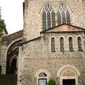 Abbaye saint-andré-le-bas