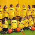poussines 2003/2004