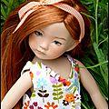 Morgane en été