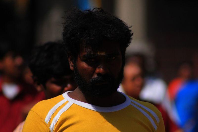 Autre Hindou en pélerinage