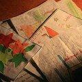 dessins des enfants de l orphelinat