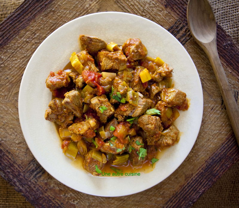 Agneau l 39 africaine une autre cuisine - Cuisine africaine facile ...