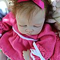 00 - bébé reborn 2012 - Aurora - réalisée S/commande