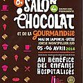 Salon du chocolat et de la gourmandise