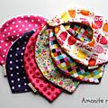 Bavoirs-foulards Fille