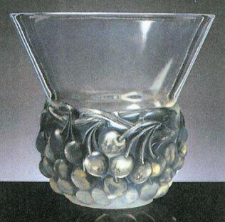 Vase - Cerises