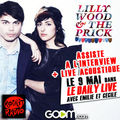 Retrouvez lilly wood & the prick sur goomradio