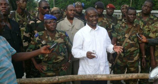 Retour sur la sale guerre du chef rebelle du MPCI Guillaume Soro contre le Président Laurent Gbagbo.