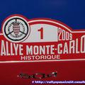 2009: Rallye Monte-Carlo historique
