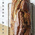 Banane bread aux pépites de chocolat de mélissa