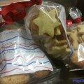 Biscuits de noël, cadeaux