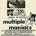 multiple maniacs