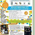 Concours d'expression artistique pour les jeunes + ateliers de découvertes
