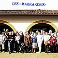 Escapade de marrakchis à nogaro 15-17 avril 2016